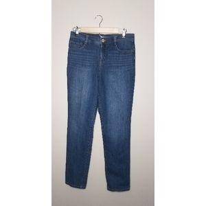 Style & Co. Denim Slim Leg Jean's size 6